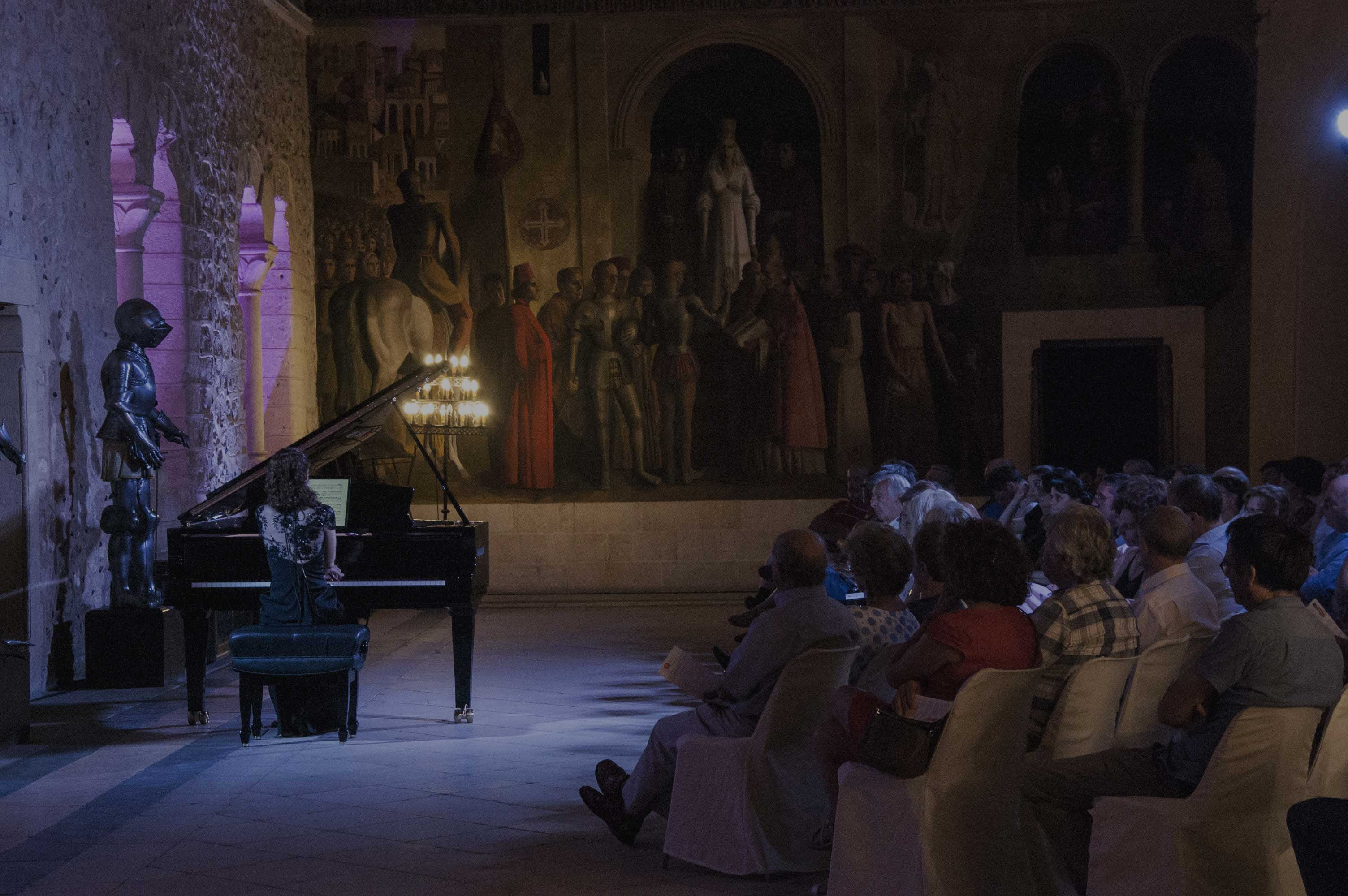 Escenarios del Festival - MUSEG: Festival Musical de Segovia